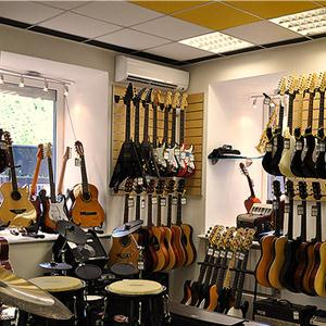 Музыкальные магазины Одинцово