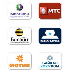 Операторы сотовой связи Одинцово